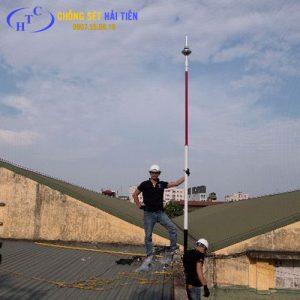 Chống Sét Nhà Xưởng Tại Nam Định