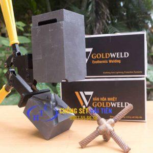 Khuôn hàn hóa nhiệt GOLDWELD