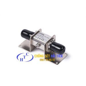 Thiết bị chống sét lan truyền đường tín hiệu cho kết nối cáp đồng trục CS-FPJ75-T230