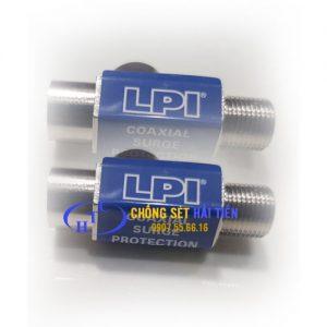 Thiết bị chống sét lan truyền cáp đồng trục CF – 90 (LPI – ÚC)