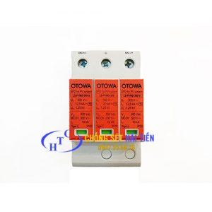 Thiết bị chống sét lan truyền bảo vệ cấp II cho hệ thống quang điện LS-YPV6012S