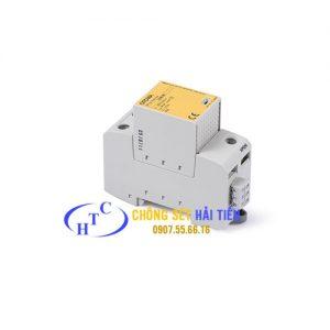 Thiết bị chống sét lan truyền bảo vệ cấp I cho đường nguồn LD-PNP25100S(N-PE)